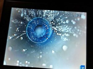 Διάγνωση με κάμερα σε αποχέτευση στην Αρτέμιδα